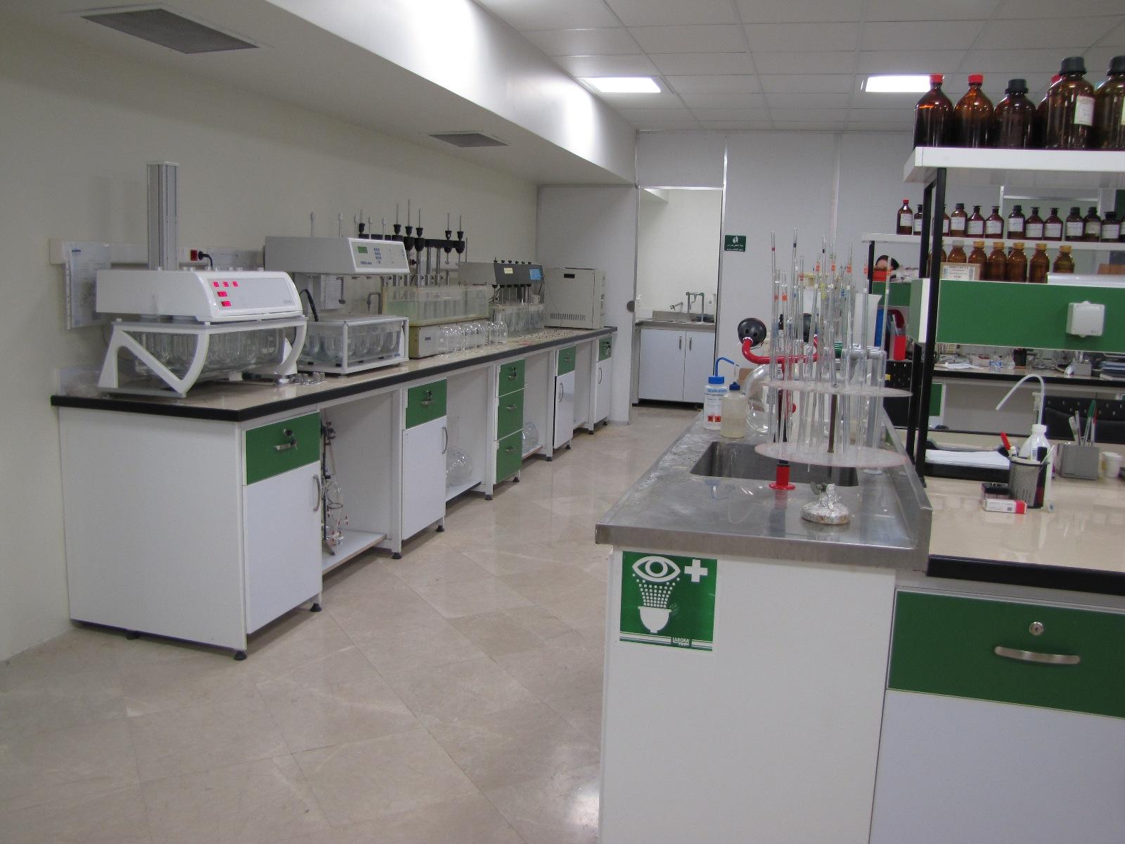 آزمایشگاه کنترل میکروبی