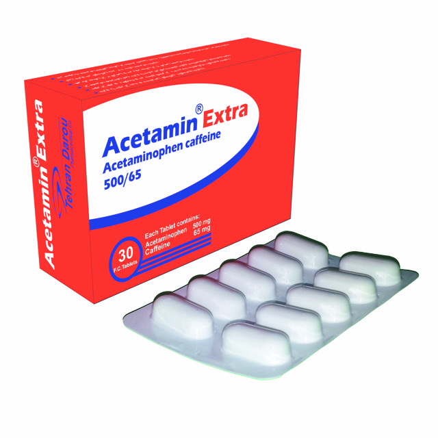 ACETAMINOPHEN CAFFEIN